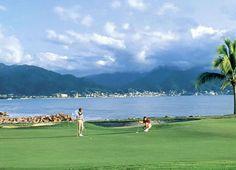 Golf Courses in Puerto Vallarta Mexico www.casabayvillas.com