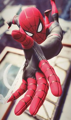 Spider-Man is a fictional superhero created by writer-editor Stan Lee and writer-artist Steve Ditko. He first appeared in the anthology comic book Amazing Fantasy in the Silver Age of Comic Books. Marvel Comics Superheroes, Marvel Characters, Marvel Heroes, Marvel Avengers, Spiderman Spider, Amazing Spiderman, Man Wallpaper, Marvel Wallpaper, Marvel Fan