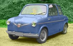 1956 Steyr Puch U3