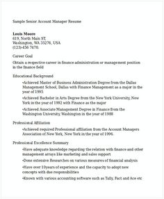 Restaurant General Manager Resume Sales Assistant Manager Resume 1  General Manager Resume  Find