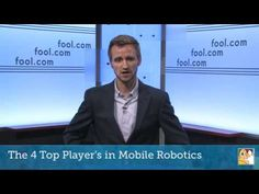 The 4 Top Players in Mobile Robotics - Click to watch!