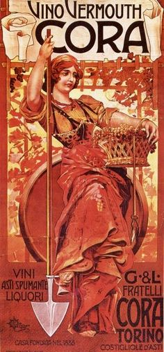 Liqueur. Vintage poster #poster #graphicdesign #artnouveau
