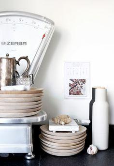 #calendar #kitchen #styling Interior design & styling © by MyDeer.nl
