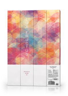 geometric patterns by Marcel Buerkle, packaging, wine labels