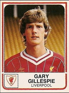 Gary Gillespie