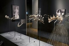 more tiaras from the V&A pearls exhibition