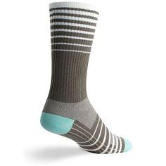 cuff height 1 M cuff height 1 SockGuy Classic Scratch Womens Socks size S