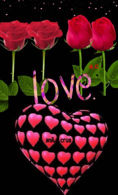 Beautiful Heart Images, Beautiful Flowers, Love Wallpaper Backgrounds, Cute Wallpapers, Good Morning My Friend, Animated Heart, I Love You Pictures, Soulmate Love Quotes, Heart Gif