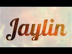 Significado de Jaylin, nombre Inglés para tu bebe niño o niña (origen y personalidad) - YouTube Names Of Baby Girl, Unique Baby Names, Boy Names, My Baby Girl, Baby Names And Meanings, Names With Meaning, Pretty Girls Names, Cute Babies, Baby Shower