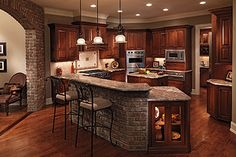 Haas Cabinetry; Craftsman Series by Design Cabinetry Inc.