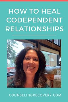 In this video you will get some helpful tips for healing codependent relationships. Codependency recovery starts with you. The hardest thing about being a codependent is not putting all of your emotional eggs all in one person's basket...are you ready to learn more?