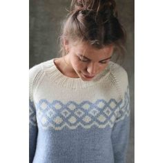 Leah strikkepakke Turtle Neck, Pullover, Knitting, Sweaters, Fashion, Bicolor Cat, Moda, Tricot, Fashion Styles
