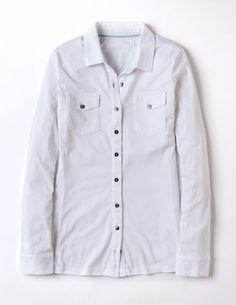 Casual Jersey Shirt