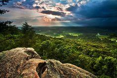 Sawnee Mountain - Cumming, GA