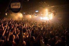 Clubbing...