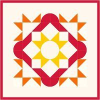 Summer Solstice Quilt-A-Long - Schedule, Fabric Requirements,and Prizes!!! | Happy Quilting | Bloglovin'