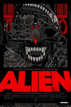 ALIEN by Tyler Stout On Sale Info!