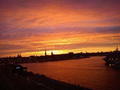 Cielo di Stoccolma #insvezia #stoccolma #stockholm