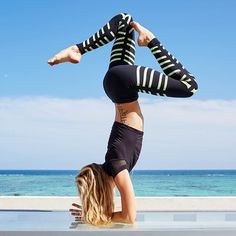 Alo Yoga Airbrush Legging #yoga #yogainspiration