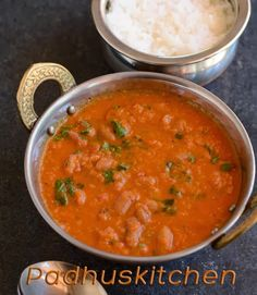 Rajma Masala Recipe-Punjabi Rajma Masala-Kidney Beans Gravy
