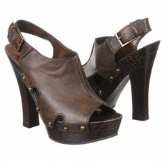Kensie Girl Taylor Shoes (Cocoa) - Women's Shoes - 6.5 M