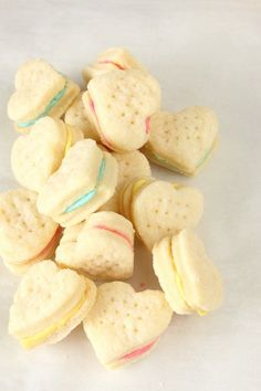 Cream Wafers Not Gluten Free, but can easily make it that way instead. So easy and look delicious