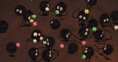 Susuwatari Embroidery Hoop - NEEDLEWORK