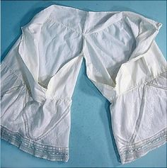 1910 White Cotton and Lace Lingerie Set with Bows and Original Light Blue Silk Ribbon. Vintage Underwear, Lace Lingerie Set, Nightgowns, Silk Ribbon, Corsets, Loungewear, White Cotton, Camisole, Light Blue