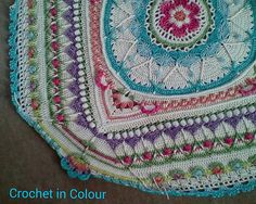 Ravelry: Shadowmiste's Sophie's Universe CAL