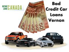 Bad credit car title loan is the best option you can choose when have a poor credit score. It can help you improve your credit score. So hurry up apply for a bad credit car title loan in Vernon now and solve your financial issues. Call us now on 1-866-973-5214 (toll-free) or visit our website.