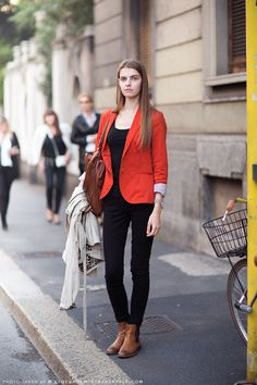 Marie Majer | Stockholm Streetstyle