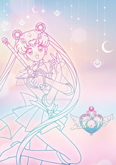 Super Sailor Moon by https://riccardobacci.deviantart.com on @DeviantArt
