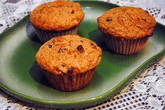 Ina Garten's recipe for chunky banana bran muffins