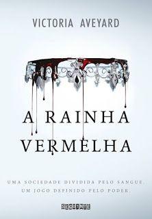 LUIZIANNA: Livro: A Rainha Vermelha