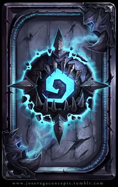 Deathknight-Card by artofjosevega on DeviantArt