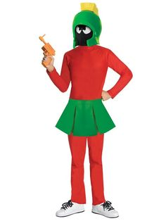 Check out Marvin the Martian Costume - Mens Looney Toons Costumes from Costume Super Center
