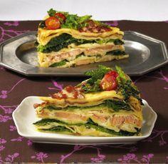 Wirsing-Lasagne Rezept | LECKER