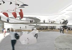 Guggenheim Helsinki entry | Tammo Prinz Architects