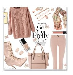 """Cable"" by jckallan ❤ liked on Polyvore featuring Oui, Etro, Alexandre Birman, Anne Klein, Kate Spade, NARS Cosmetics and Chanel"