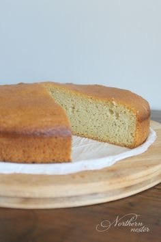This Perfect Low-Carb Pound Cake is a marvelous, THM S dessert that feels and tastes just like the traditional version! No special ingredients.