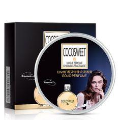Protable Parfums et Parfums Parfum Déodorant Perfumesl Solide Parfum Beauté Parfum pour Femmes