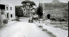 Üsküdar Fıstıkağacı 1950 li yıllar