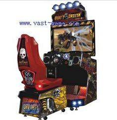 We are the manufacturer & supplier of car racing game machine for kids. This simulator is a coin operated dirty driving game machine for your kids. To get this, please call or visit our website to know more about this product. Video Game Machines, Arcade Game Machines, Arcade Machine, Racing Games For Kids, Arcade Games For Sale, Heart For Kids, All Video, Online Games, Game Room