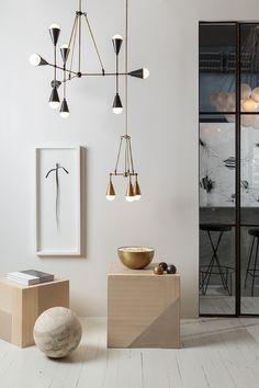 Baño de oro - Apparatus lights
