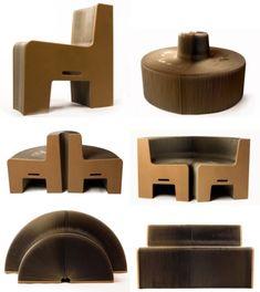 """""""Flexible love"""" super gaaf! Een opvouwbare, flexibele bank/stoel die je kunt opvouwen en uitvouwen in heel veel verschillende vormen. Handig als je visite krijgt en snel extra zitruimte nodig hebt ;)"""