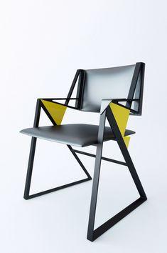 DELTA Chair by Vladimir Tomilov