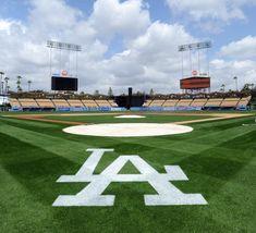 Dodger Stadium, home of the LA Dodgers