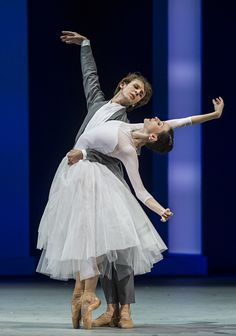 Semyon Chudin and Olga Smirnova in The Taming of the Shrew