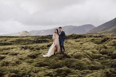 When Jess+Matt asked me to document their Iceland Wedding, I kind of freaked…