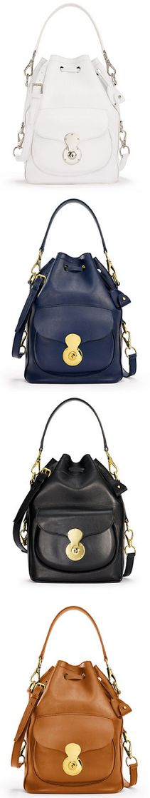 Introducing the newest must-have  the Ralph Lauren Ricky Drawstring Bag.  Available for 923d700b58d8c